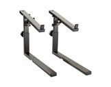 K&M • Stacker pour 18810 H 262 à 373mm Profondeur 330mm maxi 25kg-stands-supports