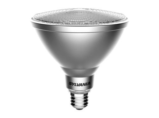 Lampe LED PAR38 15W 230V E27 3000K 40° 1200lm 30000H gradable IP65 • SYLVANIA