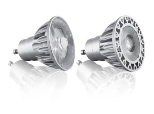 Lampe LED MR16 Brilliant HL 9,5W 230V GU10 3000K 36° 725lm IRC90 • SORAA