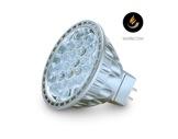 SORAA • LED MR16 Vivid Warm Dim 7,5W 12V GU5,3 1800K - 3000K 36° 430lm IRC95-lampes-led