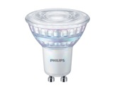 Lampe LED GU10 6,2W 230V 3000K 36° 575lm 25000H gradable IRC90 • PHILIPS-lampes-led