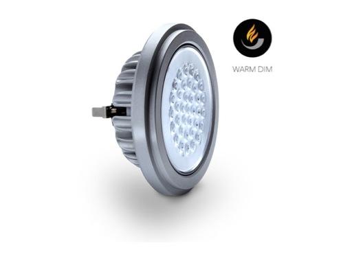 Lampe LED SORAA AR111 Vivid Warm Dim 19W 12V G53 1800K -2700K 36° 1000lm IRC95