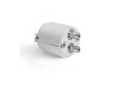 ESL • Embout PVC 2 ALIM pour profilé DOUBLE JAZ-accessoires-de-profiles-led-strip