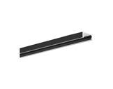 ESL • Profil alu anodisé noir Micro pour Led 1.00m-profiles-et-diffuseurs-led-strip