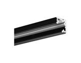 ESL • Profil alu anodisé noir 45 ALU pour Led 1.00m-profiles-et-diffuseurs-led-strip