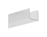 DIFFUSEUR • Diffuseur satiné carré 3 m pour profilés gamme DOUBLE-profiles-et-diffuseurs-led-strip