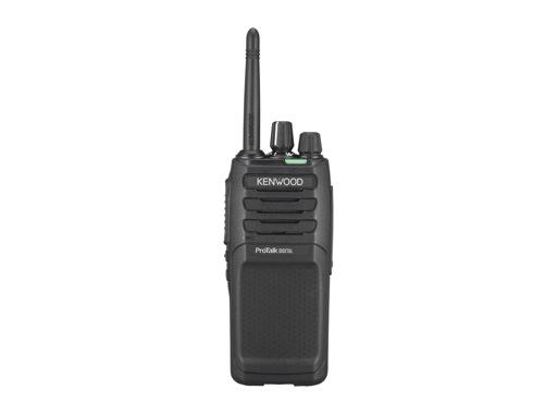 KENWOOD • TK 3701DE Emetteur récepteur analogique numérique PMR446