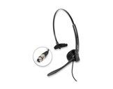 ALTAIR - Casque micro léger 1 oreille + cable avec XLR4-intercoms-filaires