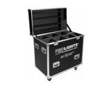 PROLIGHTS • Flight case pour 6 découpes ECLIPSEJZIP-alimentations-et-accessoires