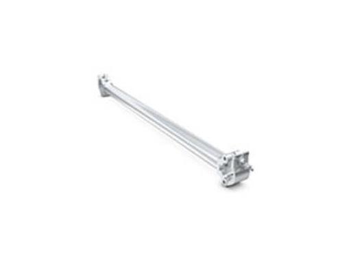 CELL • Coupleur parallèle 1000 mm pour tube Ø 48/51mm