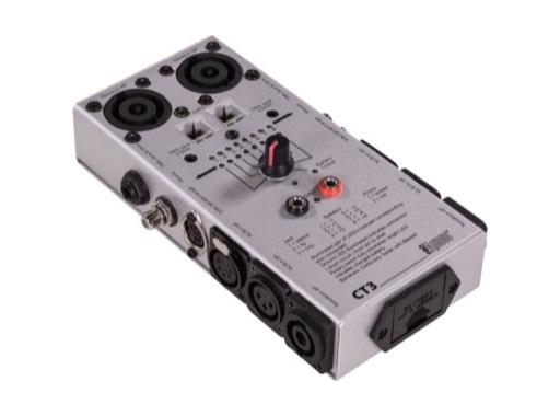 PROAUDIO • Testeur XLR 3/5 - Speakon4/8 - DIN - RCA - Jack 3.5/6.35mm - RJ45