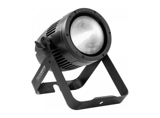 PROLIGHTS • PAR LED STUDIOCOBPLUSDY2 Blanc froid 5 200 K IP65 noir