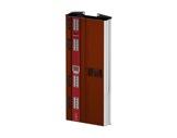 LSC • Gradateur mural REDBACK 24 x 10A sorties et entrées sur borniers-gradateurs