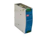 Alimentation • Rail DIN 120W 48V 2.5A-alimentations-led-strip