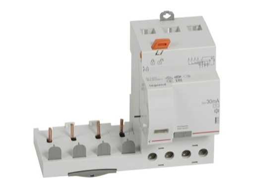 LEGRAND • Bloc Differentiel Tetra,32A 30mA