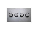 ARTISTIC LICENCE • Contrôleur DMX mural MATISSE D4 4 boutons rotatifs-boitiers-de-restitution