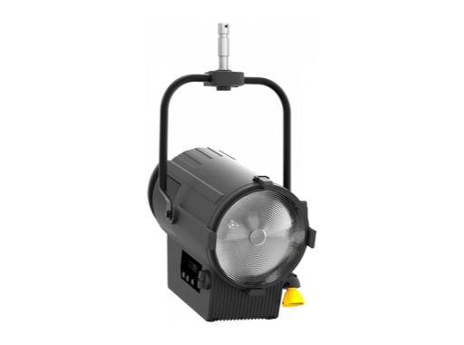 PROLIGHTS • Projecteur Fresnel LED ECLFRESNEL 2K DY 5 600 K 500 W par perche