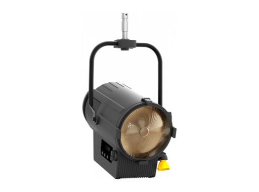 PROLIGHTS • Projecteur Fresnel LED ECLFRESNEL 2K TU 3 000 K LED 500 W par perche