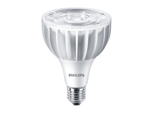 Lampe LED PAR30L 41W 230V E27 3000K 30° 4000lm 25000H IRC80 • PHILIPS