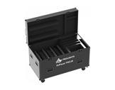 PROLIGHTS • Flight case pour 4 panels EclPanel TWCJr plus accessoires-accessoires