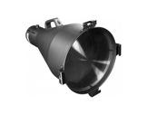 PROLIGHTS • Optique fixe 5° pour découpes ECLIPSEFC & ECLIPSEHD noire-accessoires
