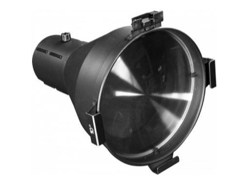 PROLIGHTS • Optique fixe 10° pour découpes ECLIPSEFC & ECLIPSEHD noire
