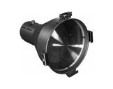 PROLIGHTS • Optique fixe 10° pour découpes ECLIPSEFC & ECLIPSEHD noire-accessoires