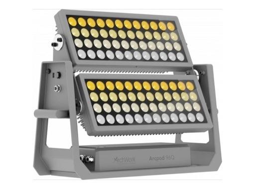 ARCHWORK • Dalle à LEDs ARCPOD96Q 96 x 10 W RGBW IP66