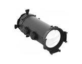 PROLIGHTS • Optique zoom 15-30° noire pour découpes série EclProfile