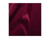 VELOURS HERMES • Rouleau de 30 m Bordeaux - Coton M1 - 150 cm - 620 g/m2-velours-coton