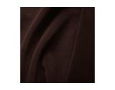 VELOURS ERATO • Rouleau de 30 m Marron - Trévira CS M1 -145 cm 380 g/m2 - AC-velours-synthetique