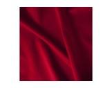 VELOURS ARGOS • Rouleau de 30 m Rouge - Coton M1 - 150 cm - 350 g/m2-velours-coton