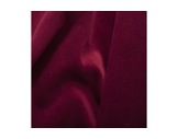 VELOURS ARGOS • Rouleau de 30 m Bordeaux - Coton M1 - 150 cm - 350 g/m2-velours-coton