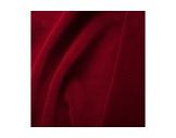 VELOURS JUPITER • Rouleau de 30 m Bordeaux - Trévira CS M1 -140 cm 500 g/m2 - AC-velours-synthetique