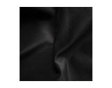 VELOURS HERMES • Rouleau de 30 m Noir - Coton M1 - 150 cm - 560 g/m2-velours-coton