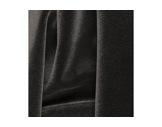 VELOURS HERMES • Rouleau de 30 m Noir - Coton M1 - 150 cm - 600 g/m2-velours-coton