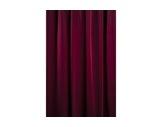 VELOURS HERMES • Rouleau de 30 m Bordeaux - Coton M1 - 150 cm - 600 g/m2-velours-coton