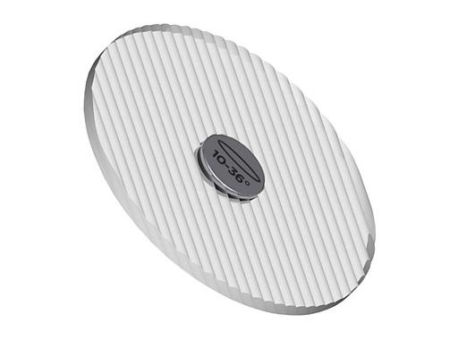 SNAP Filtre optique elypse 10° x 60° pour LEDs AR111 Soraa 8° • SORAA