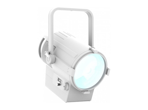 PROLIGHTS • Fresnel LED ECLFRESNEL 2K DY 5 600 K 500 W finiton blanche