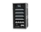LSC • Flight case modulaire UNITOUR spécial tournée pour gradation et puissance-gradateurs