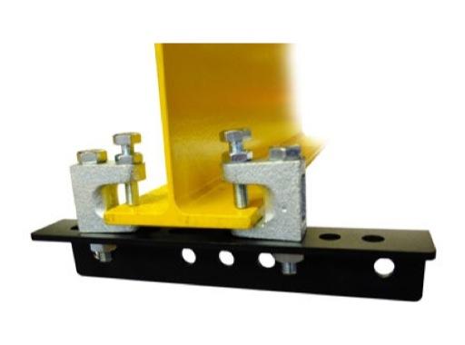 CRAPAUD IPN • Ajustable de 150 à 300 mm - CMU 500 kg