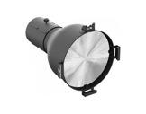 PROLIGHTS • Optique fixe 10 ° noire pour découpes série EclProfile