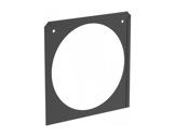 PROLIGHTS • Porte filtre noir pour découpe série EclProfile avec optique 70 °