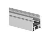 PROFILÉ • HR-OPTI alu anodisé 1 m (sans diffuseur)-profiles-et-diffuseurs-led-strip