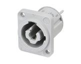 NEUTRIK • Embase secteur powerCON de sortie femelle 3 cts 240V/20A IEC62368-1-neutrik