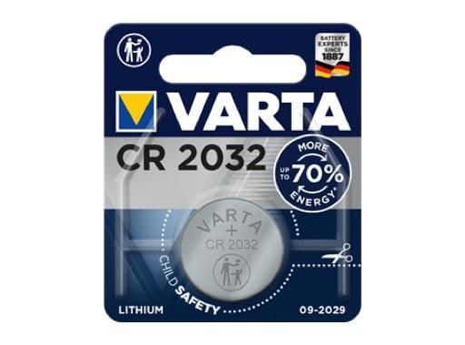 VARTA • 1 Pile bouton Lithium 3V 280mAH 12 ohms