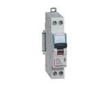 LEGRAND • Disjoncteur,P+N,C20A 4500A DNX-cablage