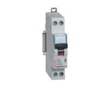 LEGRAND • Disjoncteur,P+N,C20A 4500A DNX-protection