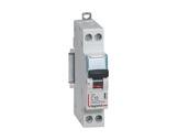 LEGRAND • Disjoncteur,P+N,C16A 6000A-protection