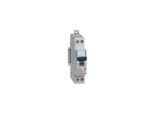 LEGRAND • Disjoncteur,P+N,C32A 6000A